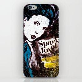 Spark of Joy iPhone Skin