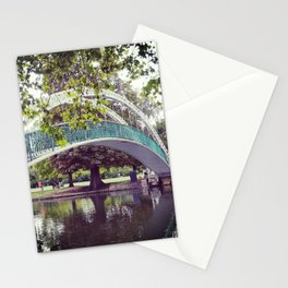 River bridge Stationery Cards