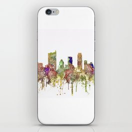 Austin, Texas Skylin SG - Faded Glory iPhone Skin