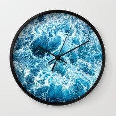 Ocean's  heart - LOVE IS. Wall Clock