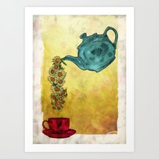Camomile Art Print