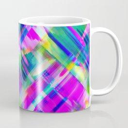 Colorful digital art splashing G469 Coffee Mug