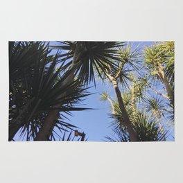 Palm trees Rug