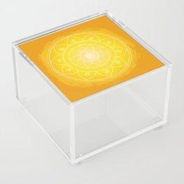 MANIPURA Boho mandala Acrylic Box