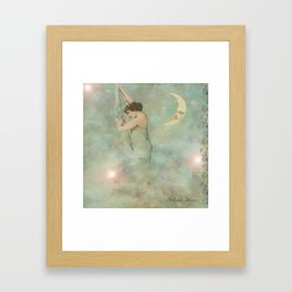 Romantic Sorrow Framed Art Print