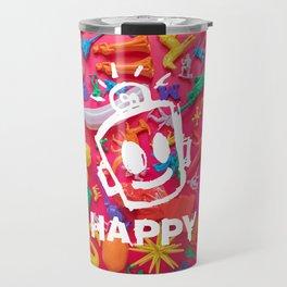 PRIDE (Plastic Menagerie Version) Travel Mug