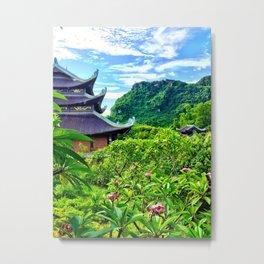 Ninh Binh, Vietnam Metal Print