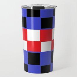 Chess board Travel Mug