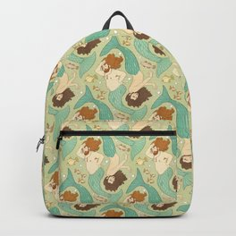 Dudes of the Deep Backpack