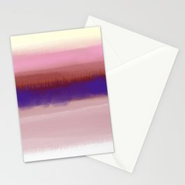 A Beautiful Morning Fog Stationery Cards
