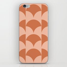 Cleo Pattern - Sunset iPhone Skin
