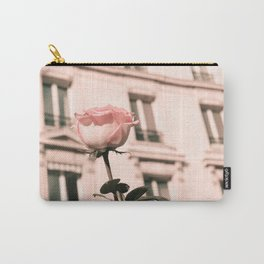 Paris in Blush Pink II Carry-All Pouch