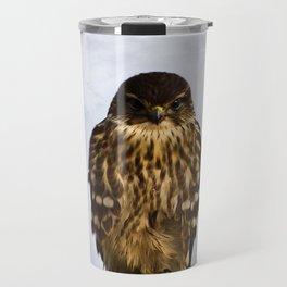 Merlin Falcon Travel Mug