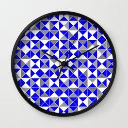 Deco Geo 18 Wall Clock