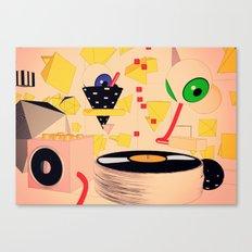 next thursday on LB Canvas Print