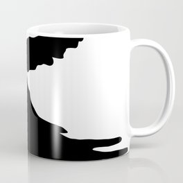 Eagle Silhouette Coffee Mug