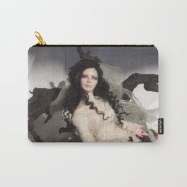 Lighea Ghost Bride Carry-All Pouch