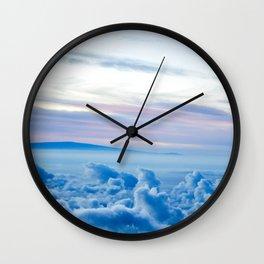 Haleakala Sunrise Pt. 1 Wall Clock