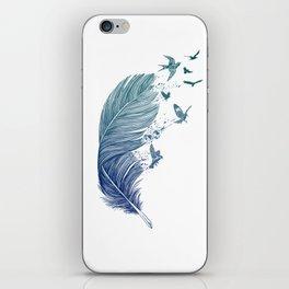 Fly Away iPhone Skin