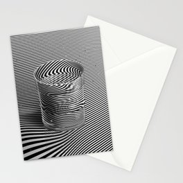 Water glass Stationery Cards