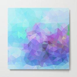 Blue and Violet 040914 Metal Print