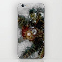 BioShock 2 iPhone Skin