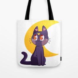 Luna. Tote Bag