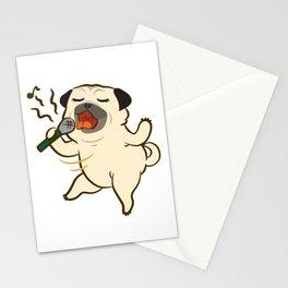 Sing Sing Sing Stationery Cards