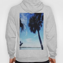 At the beach Hoody