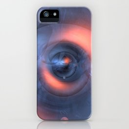 Cosmic origin iPhone Case