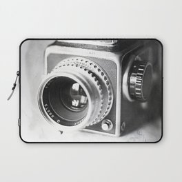 Hasselblad Camera Tintype Laptop Sleeve