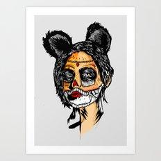 Wonderdamx Art Print