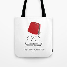 The Original Hipster Tote Bag
