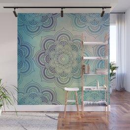 Peaceful Mandala Wall Mural