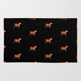 TIGER ((black)) Rug
