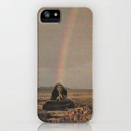 RAINBOW MELODIES iPhone Case