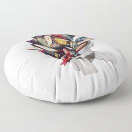 Ωmega-3 Floor Pillow