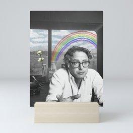 Bernie's Rainbow Mini Art Print