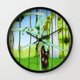 June 2017 Wall Clock