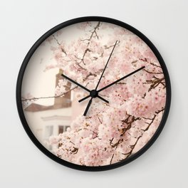 Rooms With A View Wall Clock
