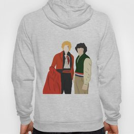 Enjolras and Grantaire dying holding hands Hoody
