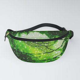 Raindrops falling in love Fanny Pack