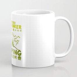 Wine & Camping Coffee Mug