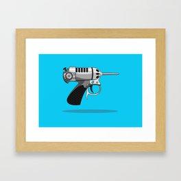Noisy Cricket - Ray Gun Framed Art Print