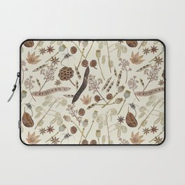 Seed Pods Laptop Sleeve