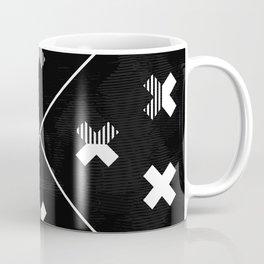 Hazed and Fazed Black Coffee Mug