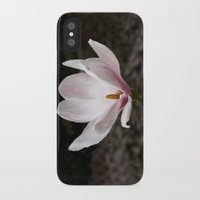 magnolia iPhone & iPod Cases featuring Magnolia by Guna Andersone & Mario Raats - G&M Studi