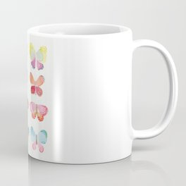Painted butterflies Coffee Mug
