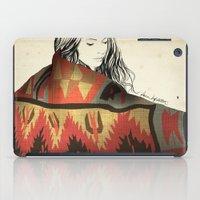 navajo iPad Cases featuring Navajo by Karen Hofstetter