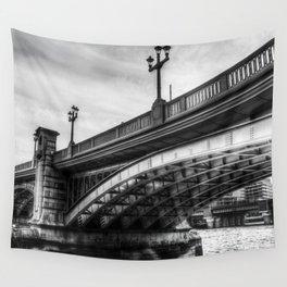 Southwark Bridge London Wall Tapestry
